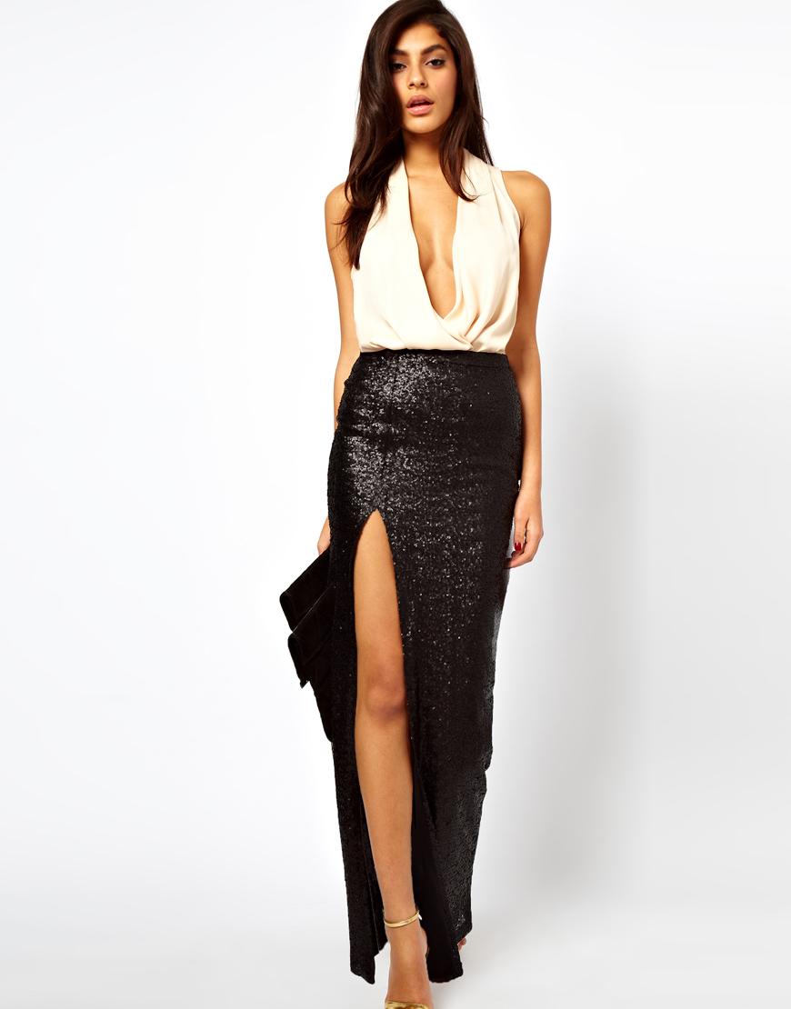 Юбка макси длинные юбки модные юбки